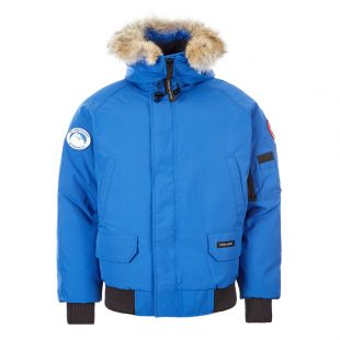 Canada Goose PBI Chilliwack Bomber Jacket | 7999MPB 64 Royal Blue