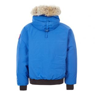 PBI Chilliwack Bomber Jacket – Royal Blue