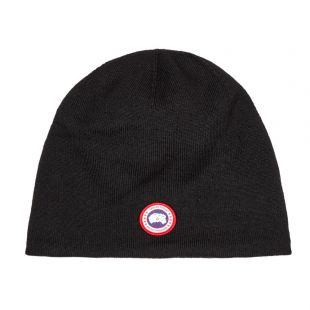 Canada Goose Knitted Hat 5116M 61 Black