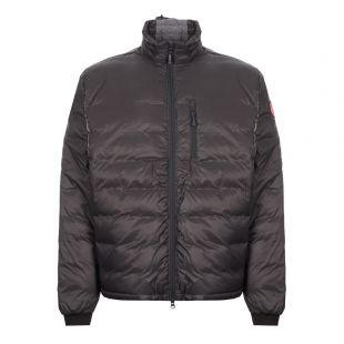 Canada Goose Lodge Jacket | 5056M 712 Black / Grey