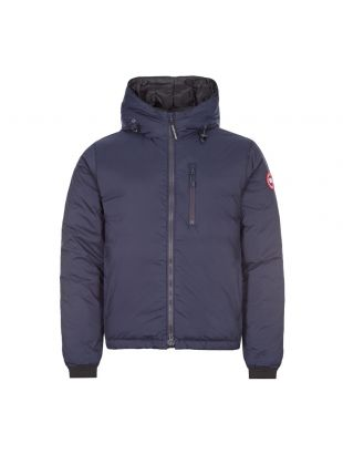 Canada Goose Lodge Hoody | 5078M 63 Atlantic Navy
