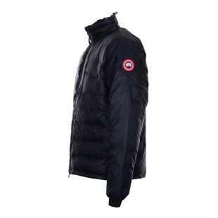 Lodge Jacket - Blue/Black