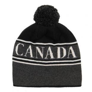 canada goose hat 5114M61 black