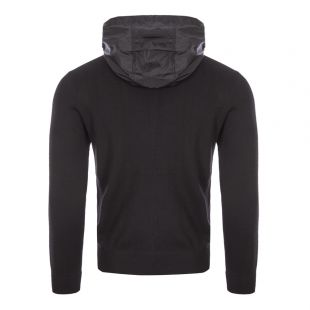 Hoody Windbridge – Black