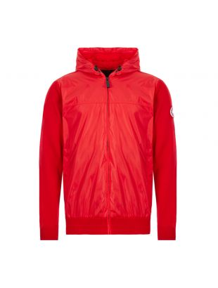 Canada Goose Windbridge Hoody | 6868M 11 Red