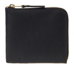 Comme des Garcons Wallet Classic | SA3100 BLK Black