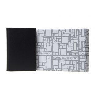Classic Card Wallet - Black