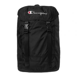 Champion Backpack Logo | 804756 KK01 NBK Black