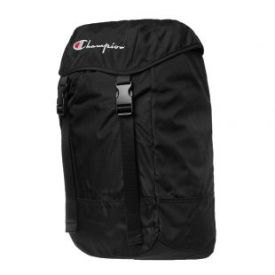 Backpack Logo – Black