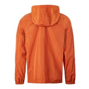 Hooded Jacket - Orange
