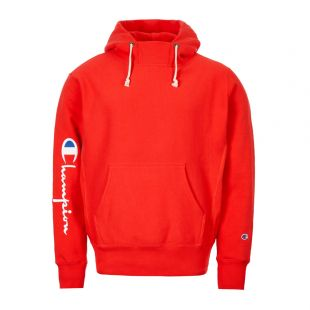 Champion Hoodie | 213659 RS017 BYR Red
