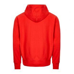 Hoodie – Red