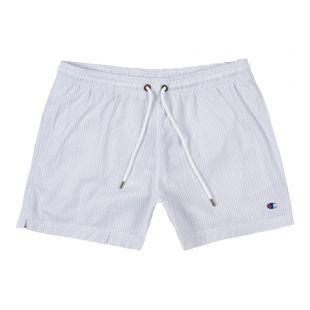 Champion Shorts - Blue / White