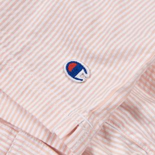 Champion Shorts - Pink / White