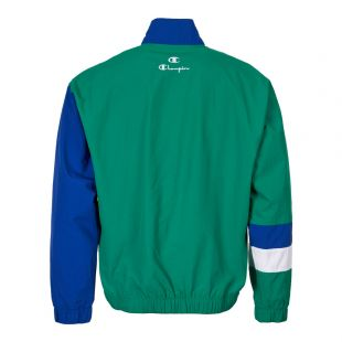 Track Jacket - Blue / Green
