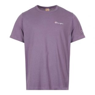 Champion T-Shirt 211985|VS050|MGP In Purple At Aphrodite Clothing