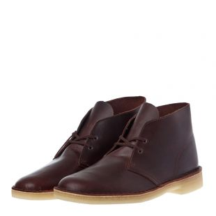 Desert Boots - Chestnut