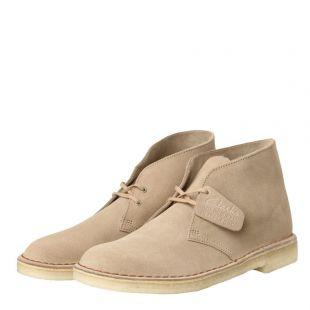 Desert Boots - Sand Suede