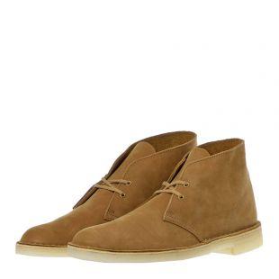 Desert Boots - Oak Nubuck