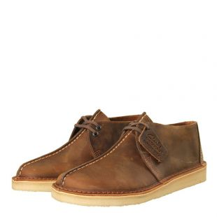 Desert Trek Shoes - Beeswax
