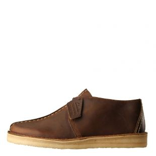 clarks desert shoes brown beeswax 203590086
