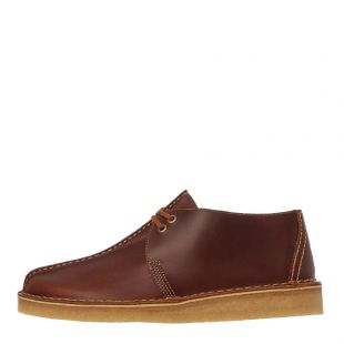 Clarks Originals Desert Trek Shoes | 26148562 Tan