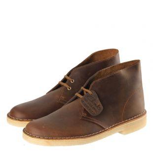 Desert Boots - Beeswax Brown