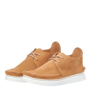Seven Shoes - Tan Suede