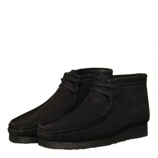Wallabee Boots - Black