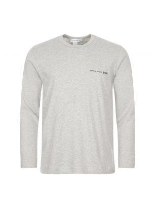 Commes Des Garcons T-Shirt, FG T017 SS21 2 Grey, Aphrodite 1994