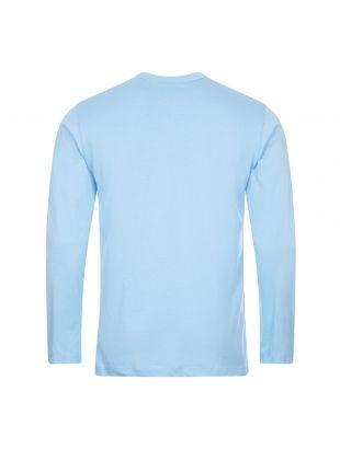 Long Sleeve T-Shirt - Blue
