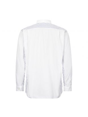 Stripe Shirt - White / Blue