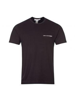 Comme Des Garcons SHIRT T-Shirt | S28119 1 Black