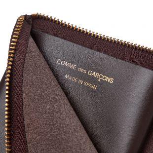 Wallet Classic - Marron