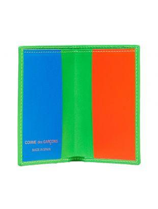 Super Fluo Wallet - Green