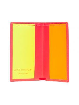 Super Fluo Wallet - Pink