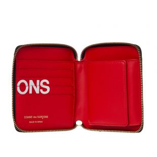 Logo Wallet - Red