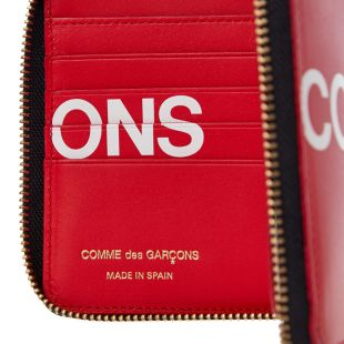 Logo Wallet - Red