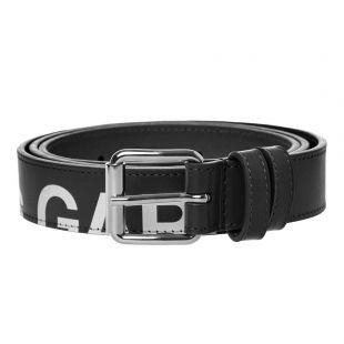 Comme des Garcons Belt | SA0911HL BLACK