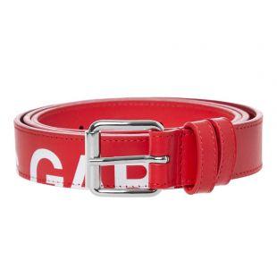 Comme des Garcons Belt | SA0911HL RED
