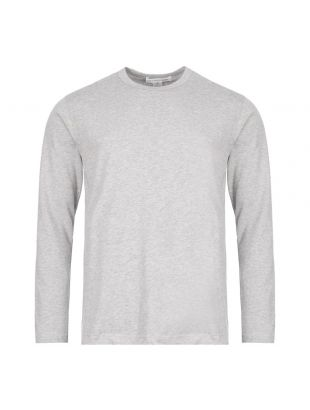 Comme des Garcons SHIRT Long Sleeve T-Shirt | W28115 2 Top Grey