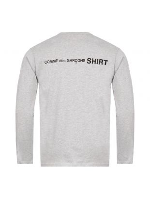 Long Sleeve T-Shirt - Top Grey