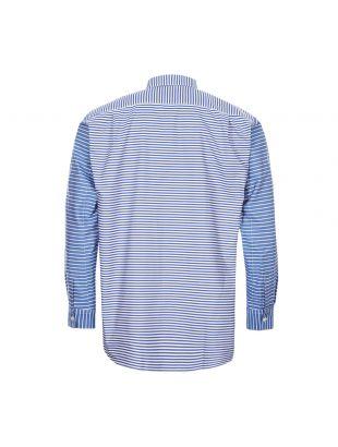 Shirt Stripe - Blue / White