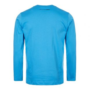 Long Sleeve T-Shirt - Blue