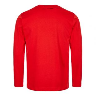 Long Sleeve T-Shirt – Red