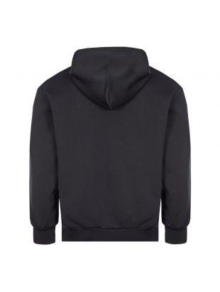 Small Logo Hoodie - Black
