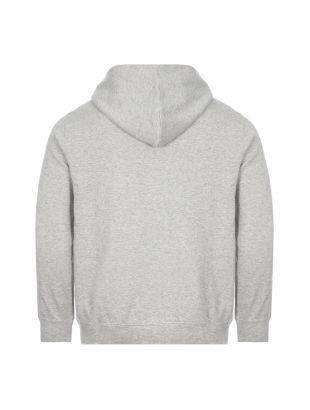 Small Logo Hoodie - Grey