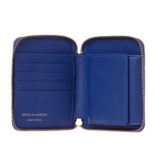 Wallet Polka Dot – Navy