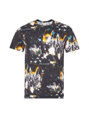 Comme Des Garçons Futura T-Shirt | W28105 1 Black | Aphrodite