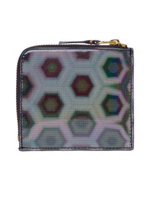 Rainbow Wallet - Black